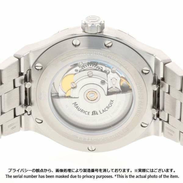 モーリスラクロア アイコン オートマティック42 AI6008-SS002-331-1 MAURICE LACROIX 腕時計