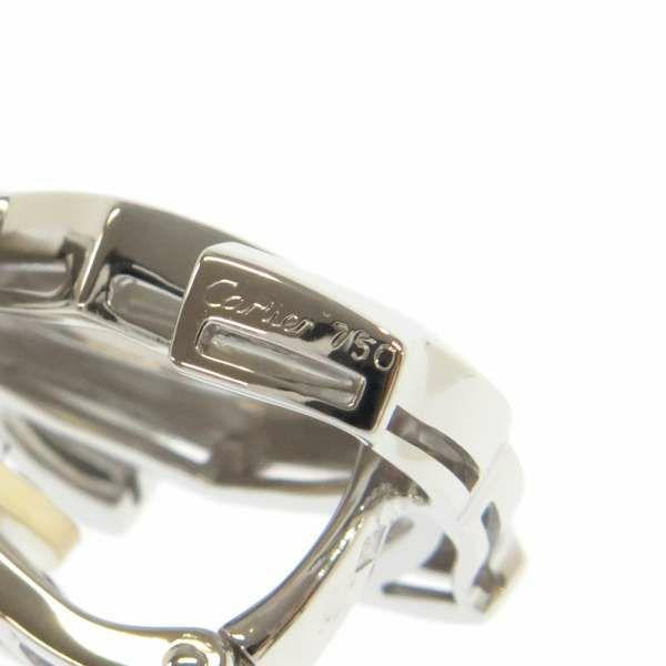 カルティエ イヤリング ペネロープ K18WGホワイトゴールド Cartier アクセサリー ジュエリー