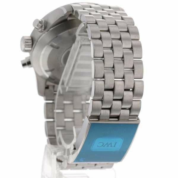 IWC パイロットウォッチ クロノグラフ デイデイト IW377710 腕時計 黒文字盤