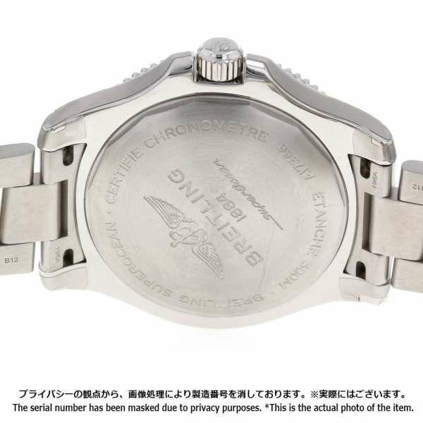 ブライトリング スーパーオーシャン オートマチック42 A17366021B1A1 A282B-1PSS BREITLING 腕時計 黒文字盤