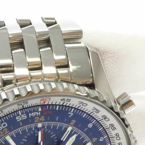 ブライトリング ナビタイマー ワールド クロノグラフ GMT A2432212/C651 BREITLING 腕時計 A242C51NP