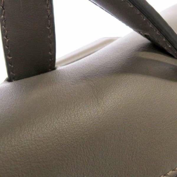 フェンディ ビジネスバッグ モンスター バグズ セレリア 7VA400 FENDI バッグ 2wayバッグ グレー 黄色