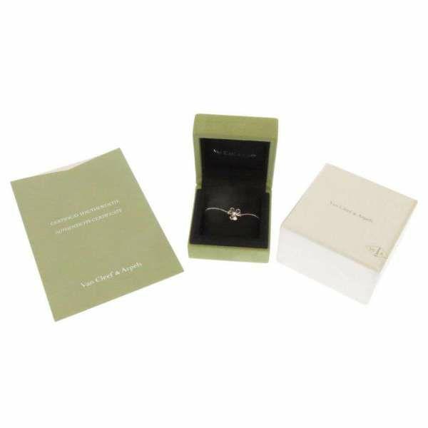 ヴァンクリーフ&アーペル ブレスレット フリヴォル ミニモデル ダイヤモンド 0.05ct K18WGホワイトゴールド VCARP0J500 Van Cleef & Arpels ジュエリー
