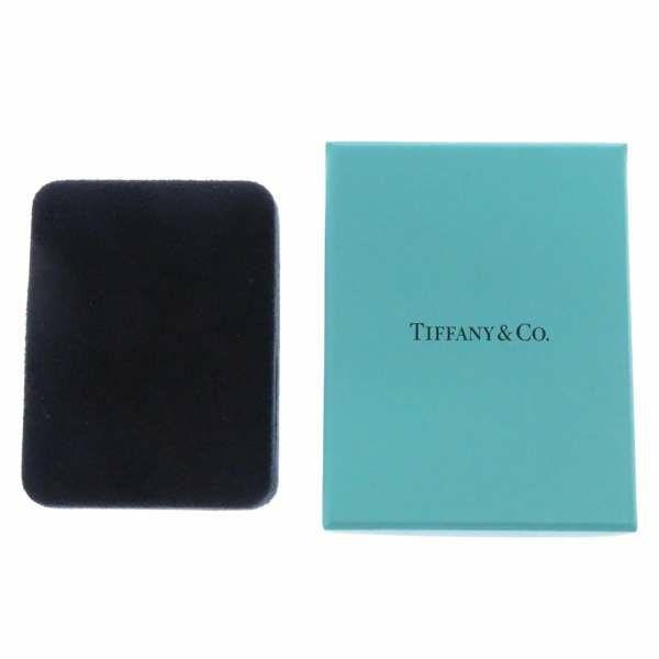 ティファニー ネックレス ヴェネチア ゴルドーニ ハート ペンダント ダイヤモンド K18WGホワイトゴールド Tiffany&Co. ジュエリー アクセサリー