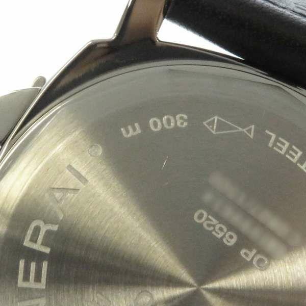 パネライ ルミノール ベース PAM00002 PANERAI 腕時計 黒文字盤