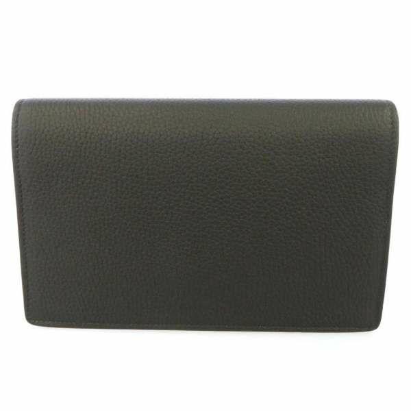 バレンシアガ チェーンウォレット クラッチバッグ 444168 BALENCIAGA 財布 バッグ 黒