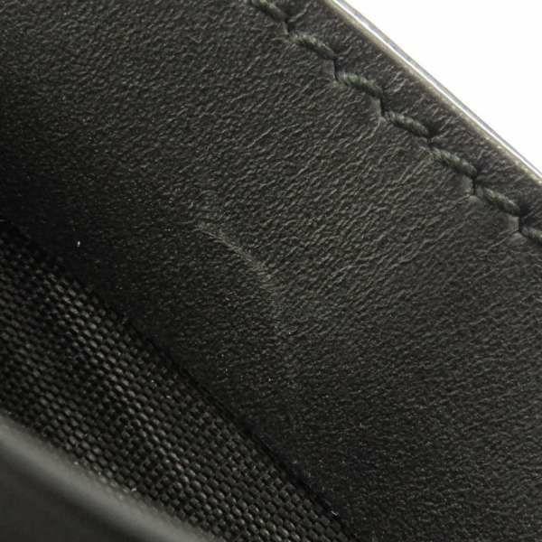 グッチ カードケース キングスネーク GGスプリーム 451277 GUCCI メンズ 黒